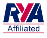 RYA Affiliation Approved